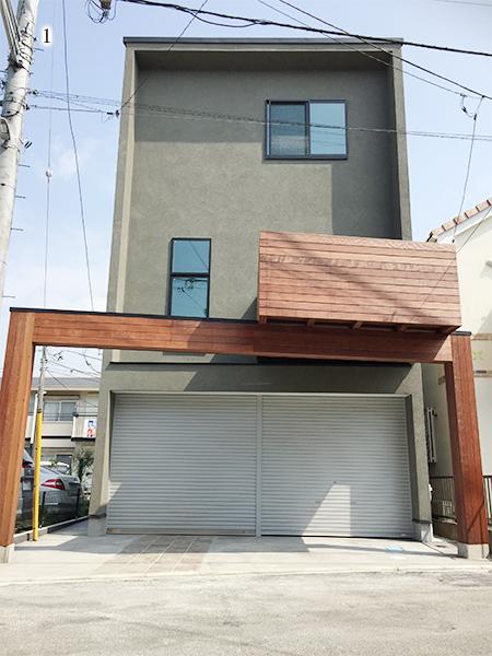 茅ケ崎の家 拡大画像